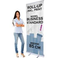 Roll-Up systemer og rollup displays